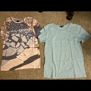 3 shirts pack All small
